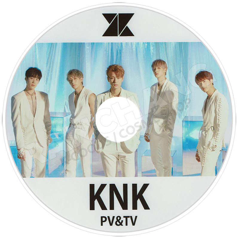 【K-POP DVD】☆★KNK 2019 PV&TV COLLECTION★Sunset