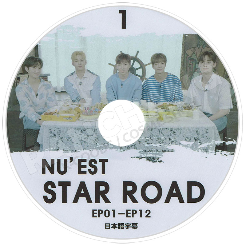 【K-POP DVD】☆★NU'EST W EATING SHOW(2018.12.21)★【日本字幕あり】