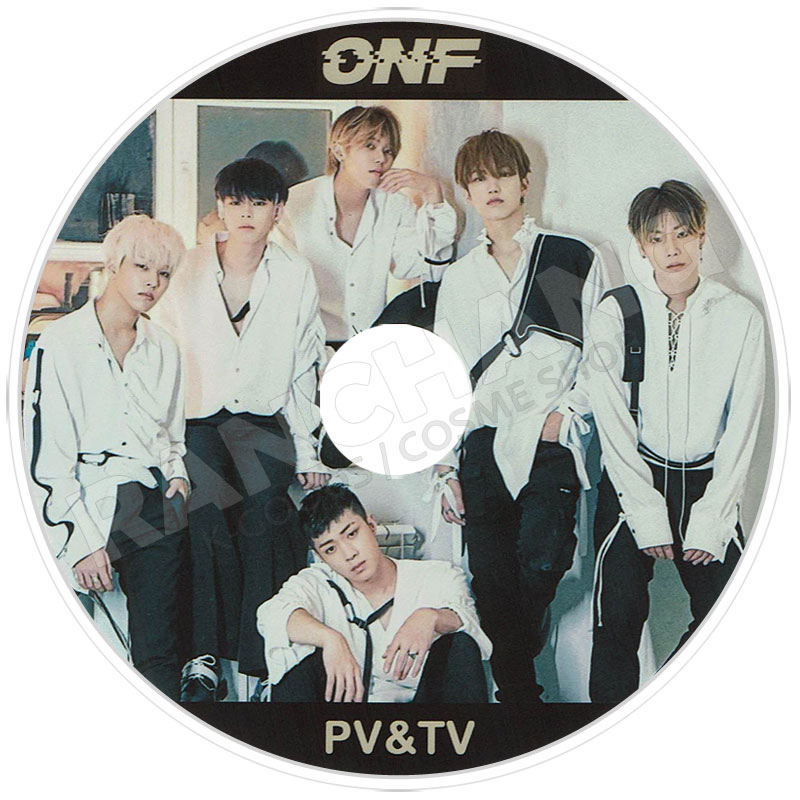 【K-POP DVD】☆★ONF Hatching Out Live(2017.08.09)★【日本語字幕あり】