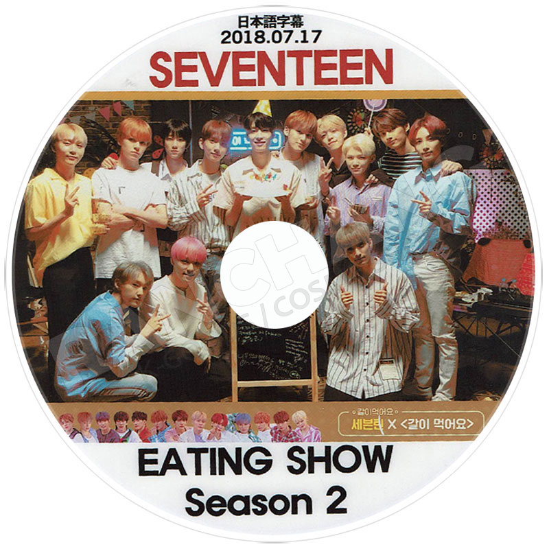 【K-POP DVD】☆★SEVENTEEN 2019 Global V Top 10 (2019.02.28)★【日本語字幕あり】
