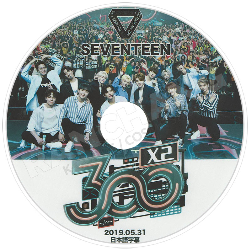 【K-POP DVD】☆★SEVENTEEN HIT COMEBACK D-DAY V LIVE(2019.08.05)★【日本語字幕あり】