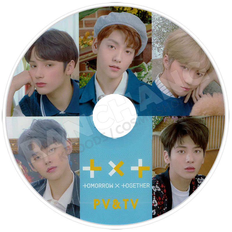 【K-POP DVD】☆★TXT 2019 PV&TV セレクト★Cat&Dog