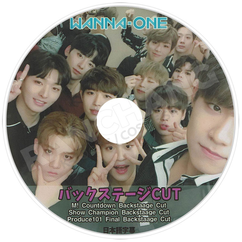 【K-POP DVD】☆★Wanna One V App Cut-03★【日本語字幕あり】