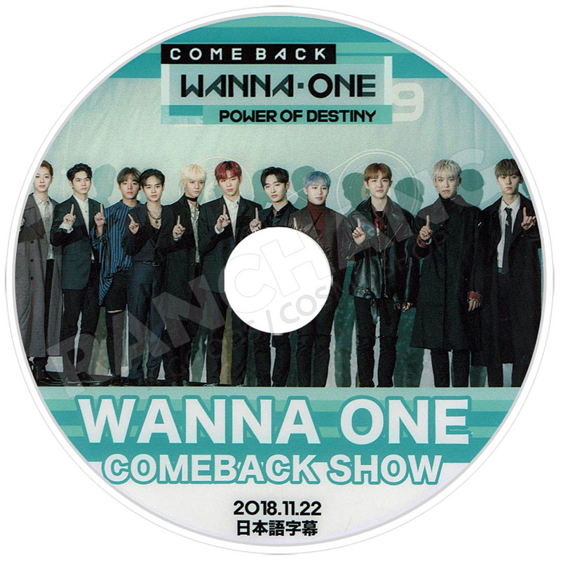 【K-POP DVD】☆★Wanna One 2018 PV&TV COLLECTION★Spring Breeze