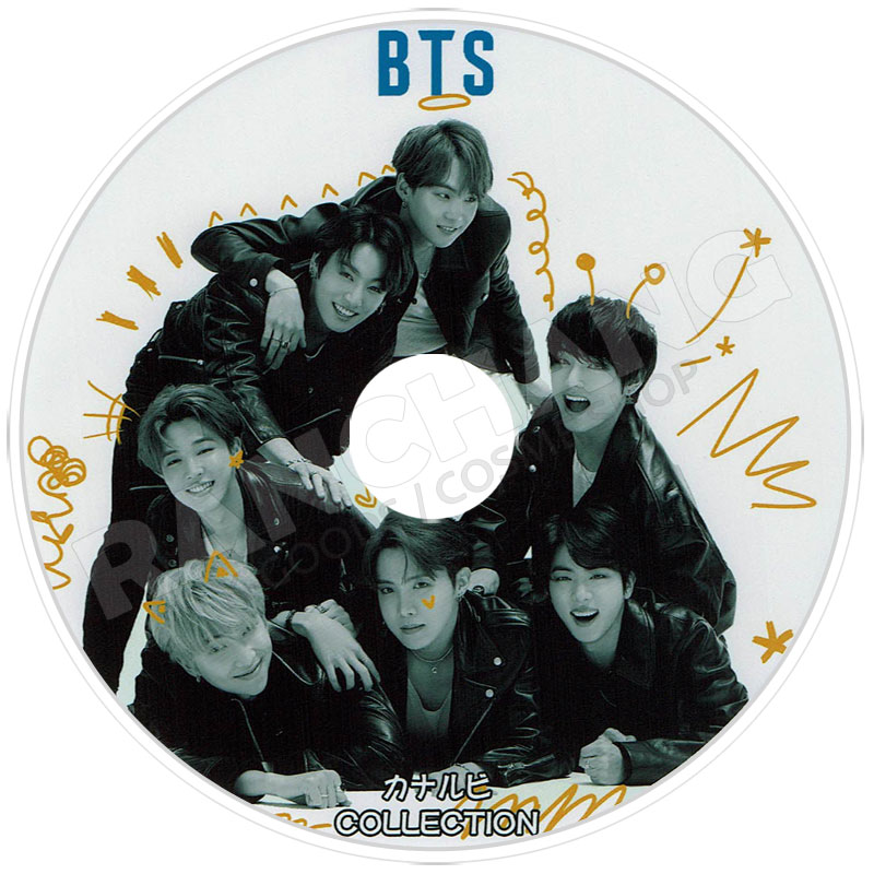 【K-POP DVD】☆★BTS 2019 カナルビ COLLECTION★Heartbeat