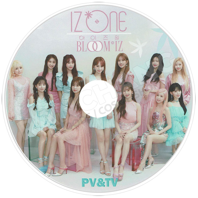 【K-POP DVD】☆★IZONE 2019 PV&TV セレクト★Violeta