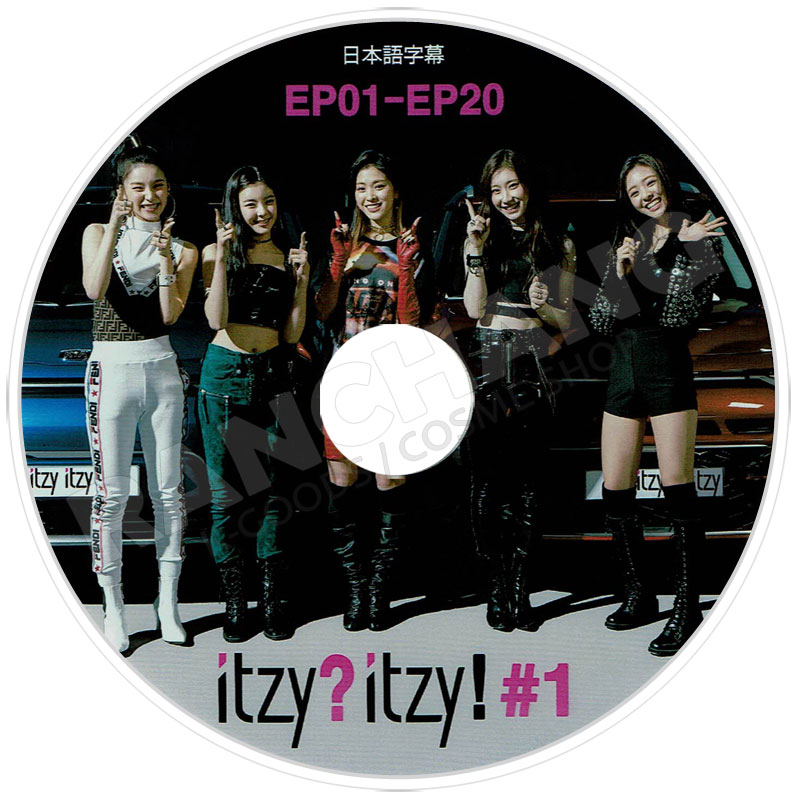 【K-POP DVD】☆★ITZY SHOWCASE (2019.07.29)★It`z icy【日本語字幕あり】
