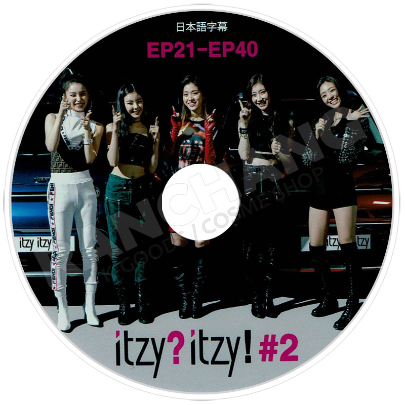 【K-POP DVD】☆★ITZY CHECK-IN LIVE(2019.08.04)★WAITING ROOM【日本語字幕あり】