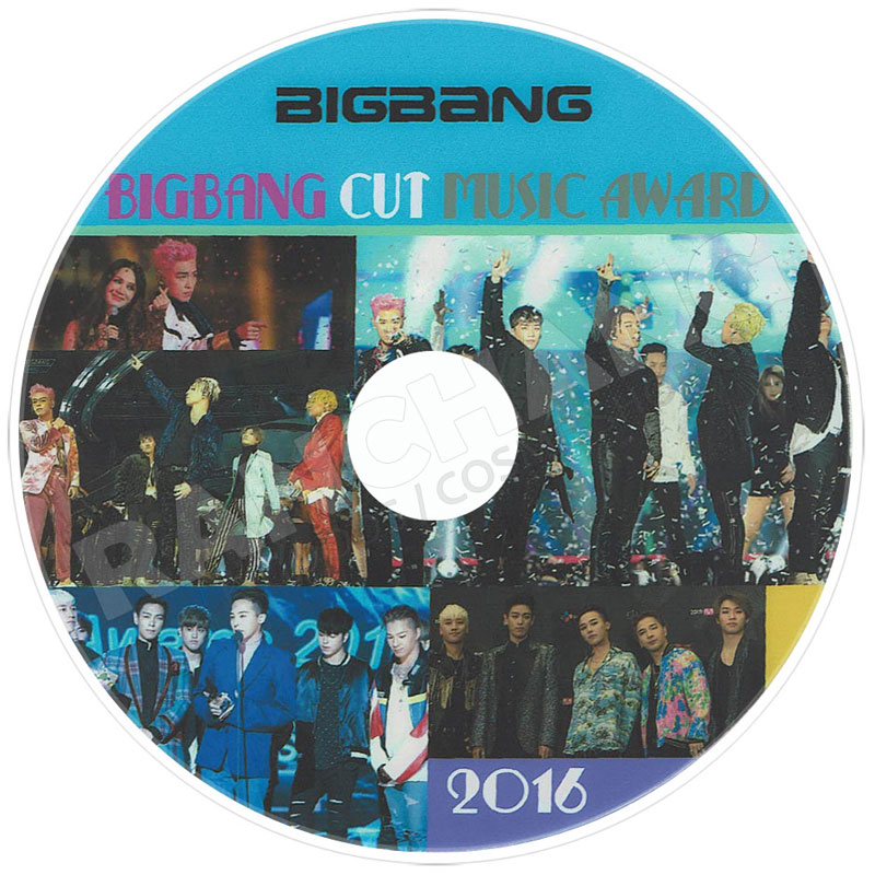 【K-POP DVD】☆★BIGBANG SPECIAL EVENT (2017.06.04)