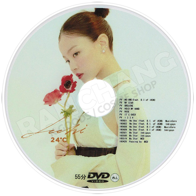 【K-POP DVD】☆★Lee Hi 2019 PV&TVセレクト★No One